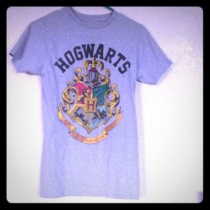 Tops - Gray Harry Potter T-shirt